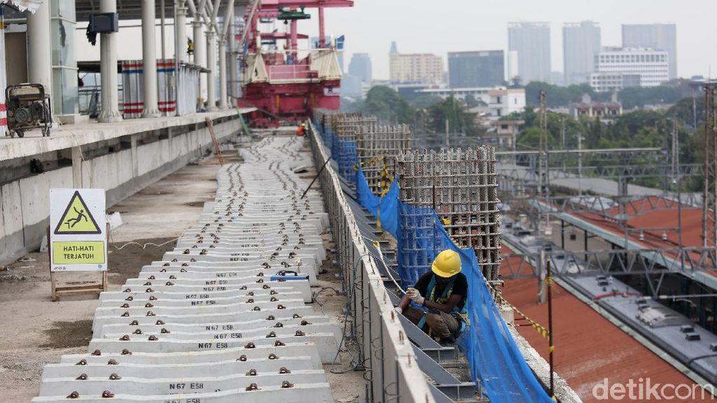 Menhub Targetkan Penataan Stasiun Manggarai Rampung 2022