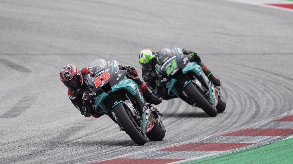 Daftar Pemenang Race MotoGP 2020, Quartararo dan Morbidelli Terbanyak