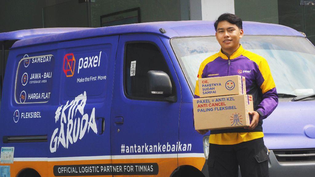Upgrade, Paxel Kini Bisa Kirim Paket Hingga 20 Kg