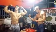 Pria Diporotin Jajan Jutaan Rupiah sampai Penjual Pecel Lele Atletis