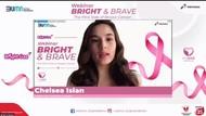 Chelsea Islan di Webinar Kanker Payudara Pertamina: Ayo Deteksi Dini!