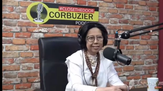 Podcast Deddy Corbuzier dan Sisca Soewitomo Dihapus Youtub