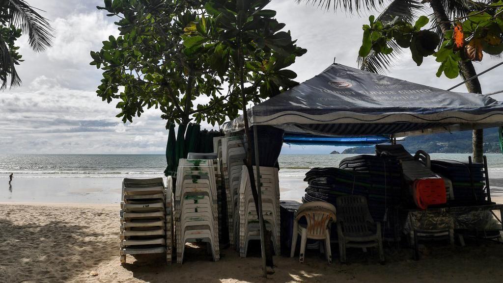 Phuket Akan Dibuka untuk Turis yang Sudah Divaksin Mulai 1 Juli