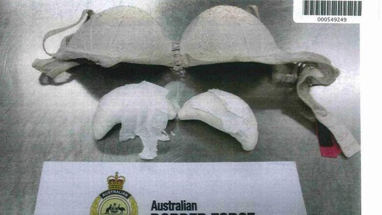 Pramugari Malindo Air Selundupkan Narkoba ke Australia Dalam Bra dan Celana Dalam