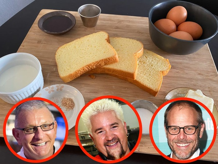 Resep French Toast dari 3 Celebrity Chef