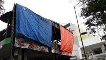 Polisi Mulai Identifikasi Pelaku Pembakaran Resto Legian di Malioboro