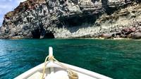 Lovers Cave atau Gua Cinta. Kunjungan ke gua itu dipercaya dapat membuat orang bergairah (Silvia Marchetti/CNN Travel)