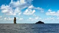 Di Pulau Filicudi, traveler malah dapat menemukan objek wisata unik berbentuk alat kelamin laki-laki bernama La Canna yang dipercaya membawa keberuntungan (Silvia Marchetti/CNN Travel)