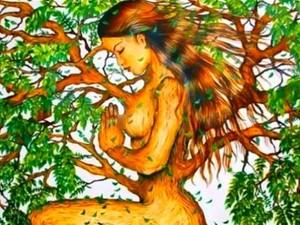 Tes Kepribadian: Gambar Wanita atau Pohon yang Pertama Kali Kamu Lihat?