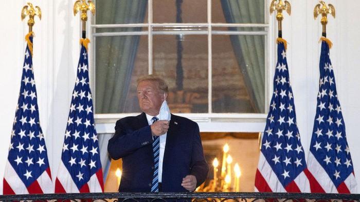 Sepekan terakhir ini dunia informasi media ramai diwarnai oleh berita demo penolakan Omnibus Law yang disahkan DPR hingga Donald Trump kembali ke gedung putih.