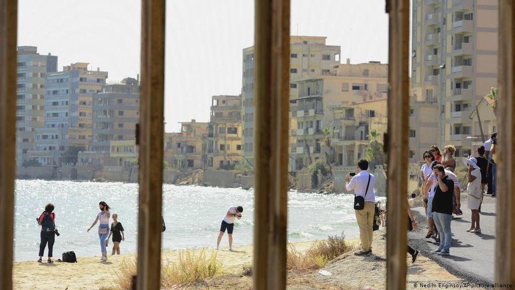 Turki Picu Kontroversi dengan Pembukaan Kembali Pantai Siprus Utara