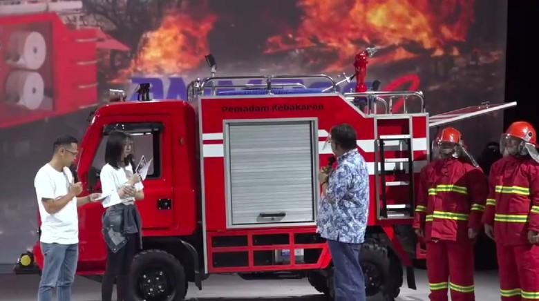 AMMDes Pemadam Kebakaran diluncurkan di IMX 2020