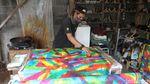 Batik Bermotif Corona Sebagai Penanda Zaman