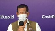 Kepala BNPB Minta Jawa-Kalimantan-Sulawesi Siaga Hadapi La Nina