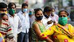 Duh, Total Kasus Corona di India Dekati 7 Juta