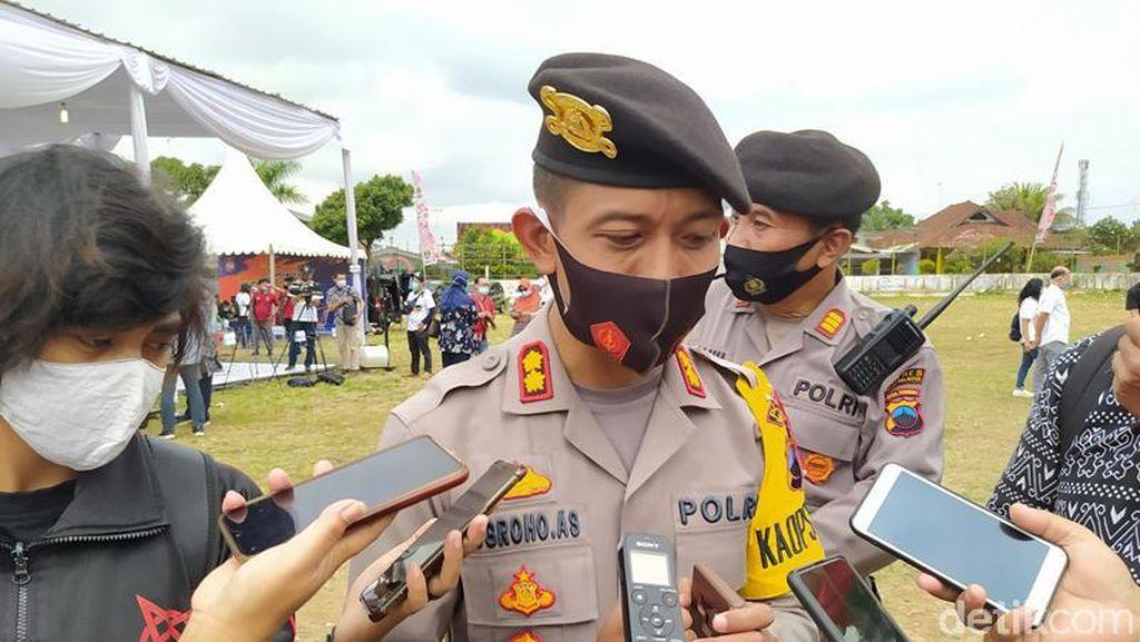 Polisi Magelang Ungkap Anak-anak Ikut Demo Digerakkan #STMBergerak