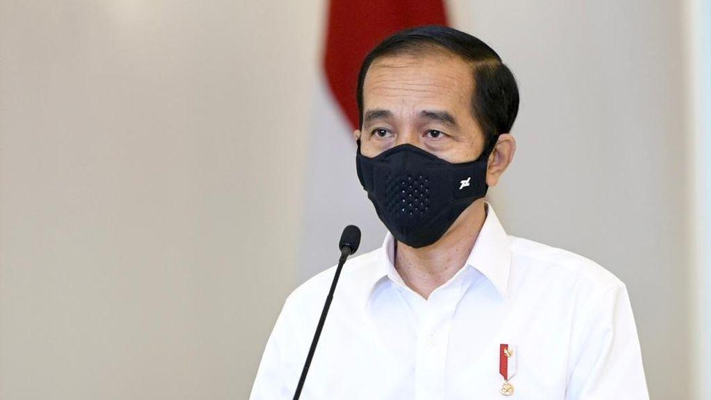 Jokowi: Pemda Bangun Optimisme Warga soal Penanganan COVID oleh Pemerintah