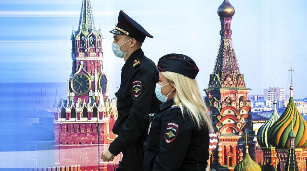 Kasus Corona di Rusia Tembus 12 Ribu Sehari