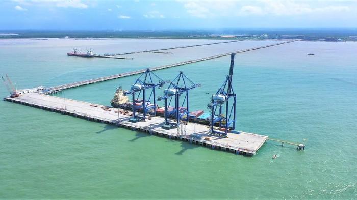 Pelindo I siap menerima investor untuk bekerja sama dan mendukung kegiatan investasi di Sumatera, khususnya Kuala Tanjung.