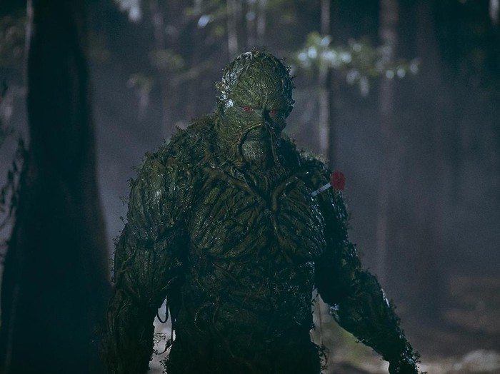 Swamp Thing -- Ep. 102 -- Worlds Apart -- Photo Credit: Fred Norris / 2018 Warner Bros. Entertainment Inc. All Rights Reserved.