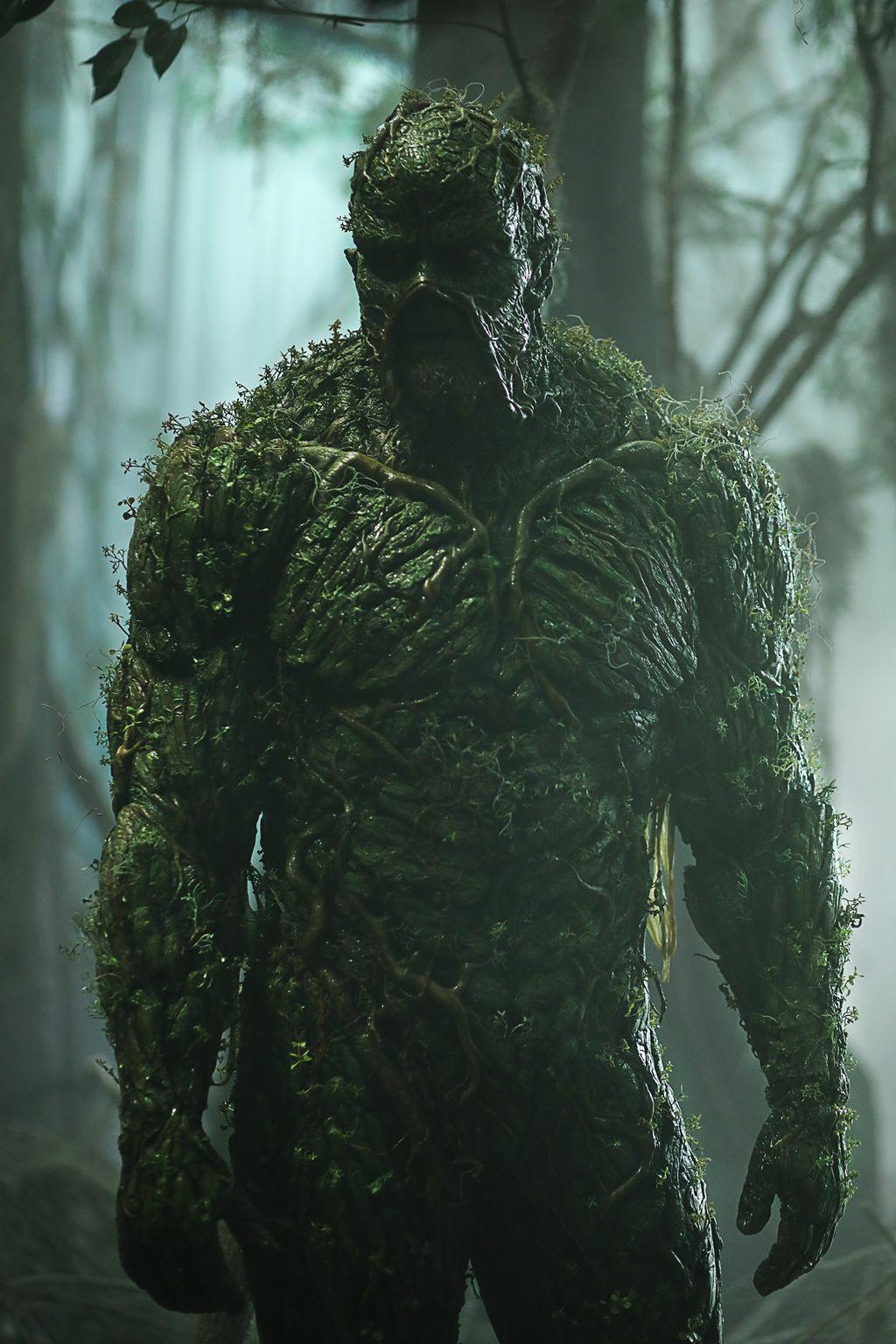 Swamp Thing -- Ep. 102 --