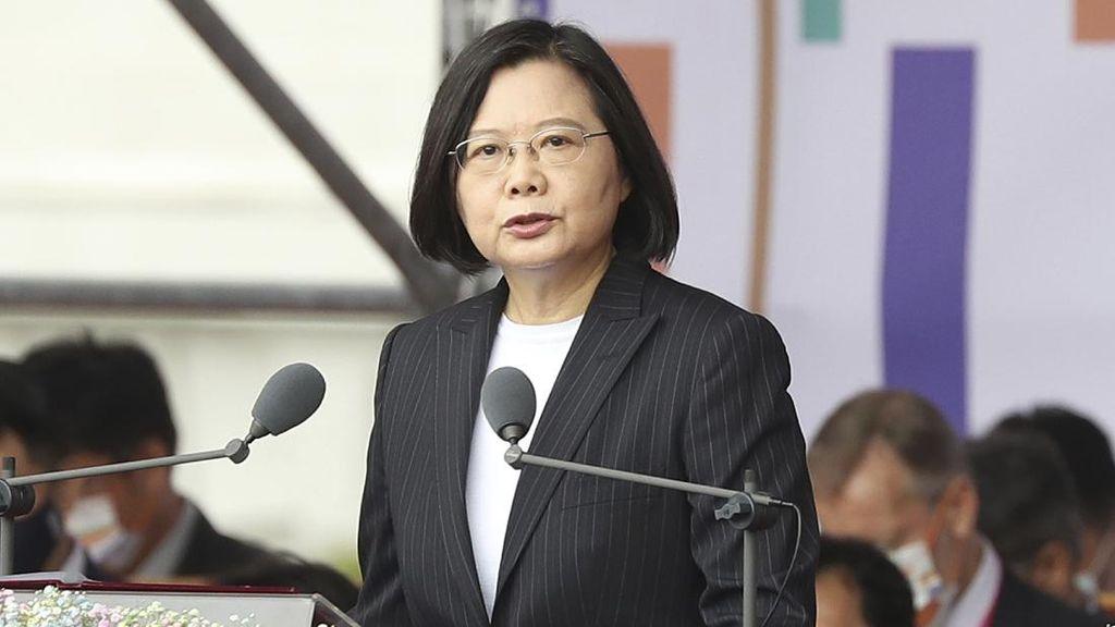 Presiden Taiwan Serukan Dialog yang Berarti dengan China
