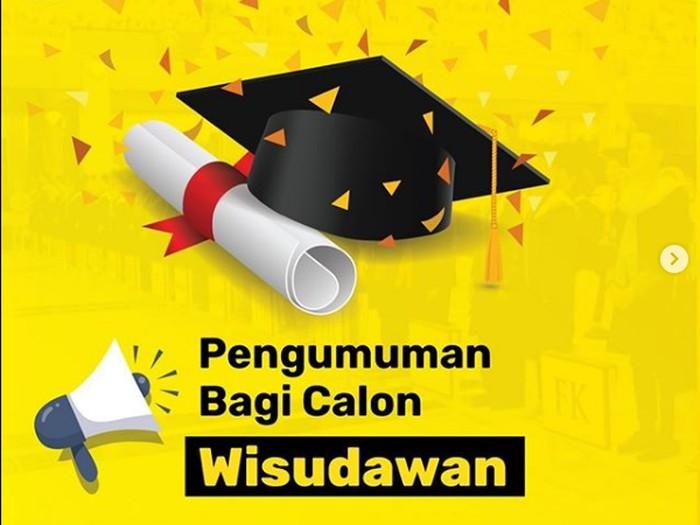 Wisuda online Universitas Indonesia