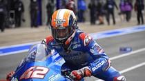 MotoGP Prancis: Gagal Naik Podium, Alex Rins Sial Banget