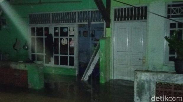 Banjir di Ciganjur, Jakarta Selatan (Jaksel)