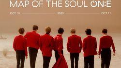 Momen BTS Beri Semangat ke ARMY di Konser Map of the Soul ON:E