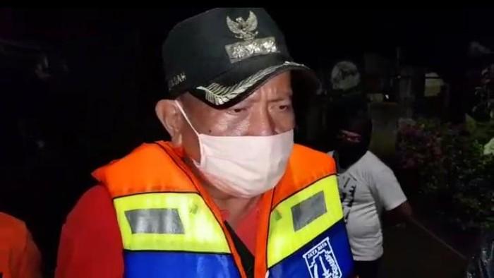 Camat Jagakarsa, Alamsyah.