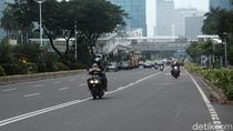 PSBB Jakarta Transisi Diperpanjang Mulai Hari Ini, Ganjil Genap Belum Berlaku
