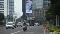 PSBB Jakarta Masa Transisi Diperpanjang, Ganjil Genap Belum Diberlakukan