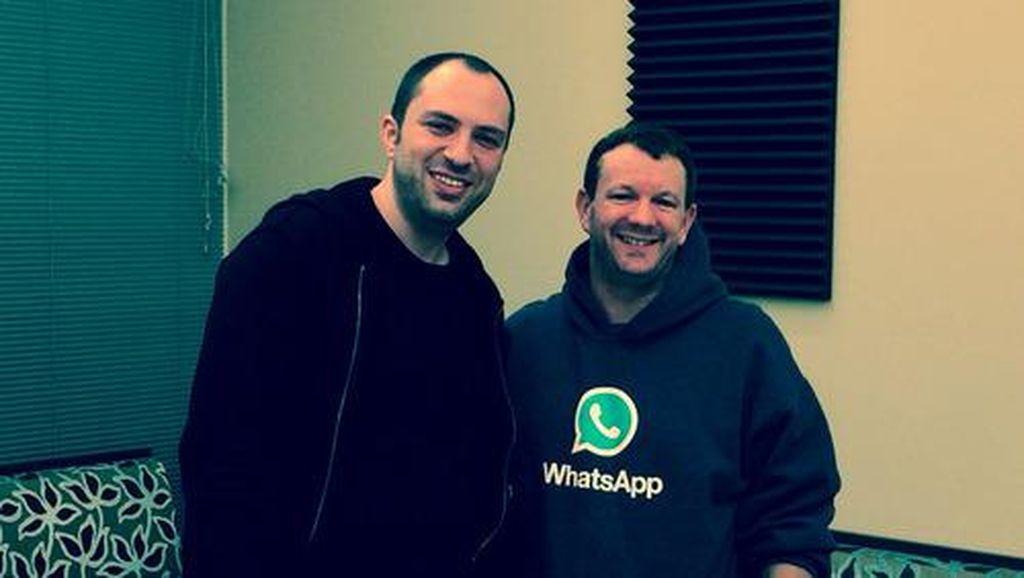 Pendiri WhatsApp Curhat Tentang WhatsApp