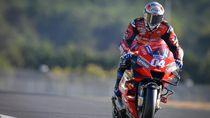 Andrea Dovizioso Tolak Jadi Test Rider, Pilih Menganggur Tahun Depan