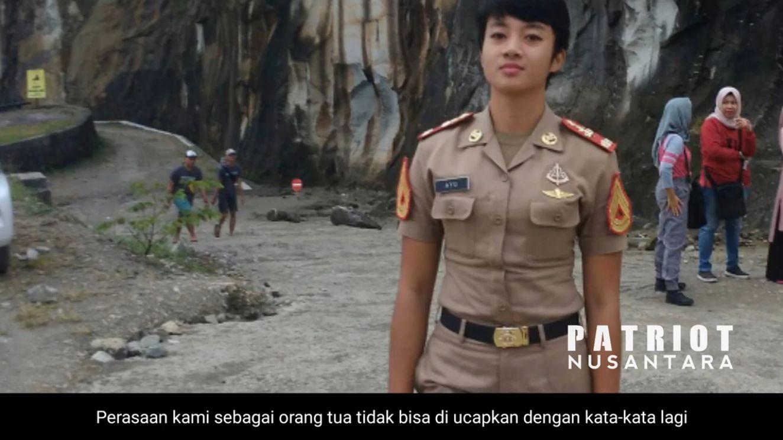 Letnan Dua Cpn (K) Ayu, S.Tr.(Han)
