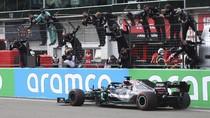 Formula 1 GP Eifel: Hamilton Jadi Pemenang, Bottas Out