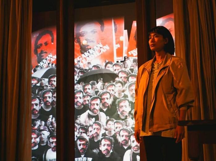 Pentas Monolog Daring Aku, Istri Munir Persembahan Titimangsa Foundation