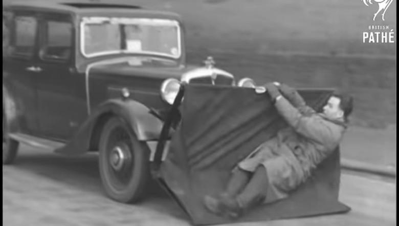 The Car Catcher