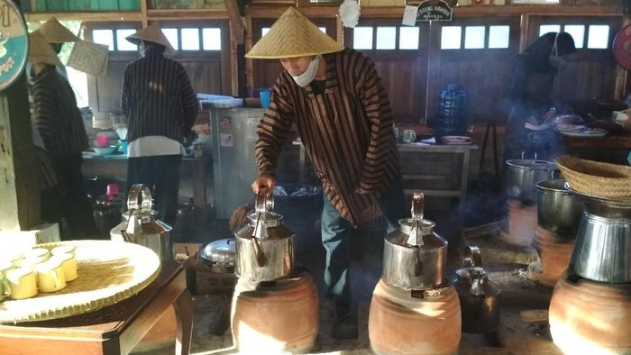 Wisata kuliner di Cirebon