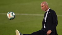 Inter Milan Vs Real Madrid Rasa Final bagi Zidane