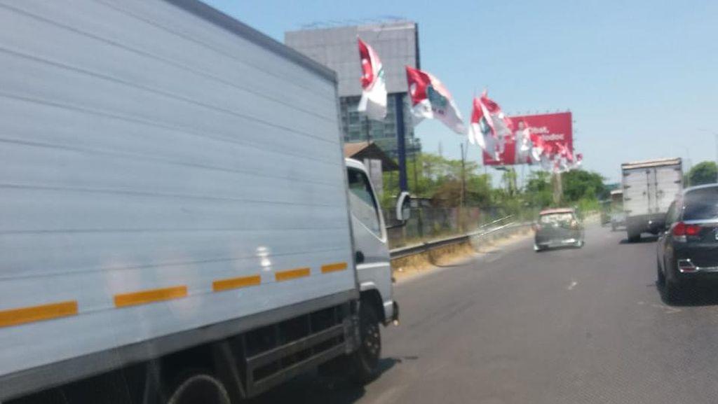 Bendera Merah Putih Berlambang PKB Dicopoti Satpol PP, Ini Penjelasannya