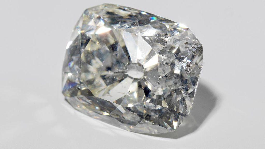 Menanti Berlian 70 Karat Banjarmasin Dikembalikan Negeri Kincir Angin