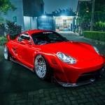Bodykit Buat Porsche Garapan Anak Bangsa Siap Mendunia
