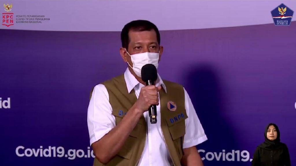 Satgas: 90% Klaster Kantor Disiplin Pakai Masker, Tertular Corona Saat Makan