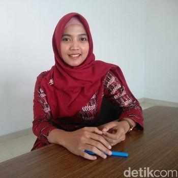 Dosen Prodi Ilmu Kesehatan Masyarakat (IKM) Unusa Dwi Handayani