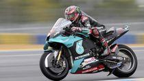 Finis Kesembilan MotoGP Prancis, Quartararo Bahagia Banget