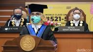 Unair Miliki Guru Besar Biofisika untuk Pertama Kalinya