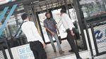 Halte TransJakarta Bundaran HI Sudah Beroperasi