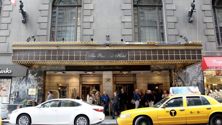 Hotel Roosevelt New York